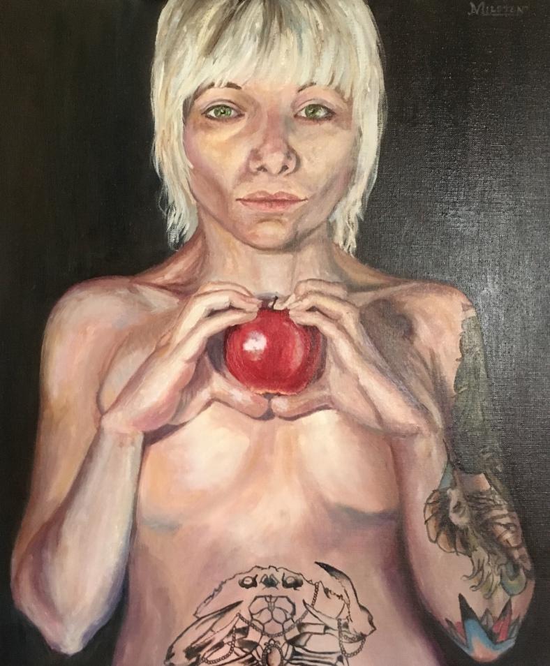 Eva och äpplet 1